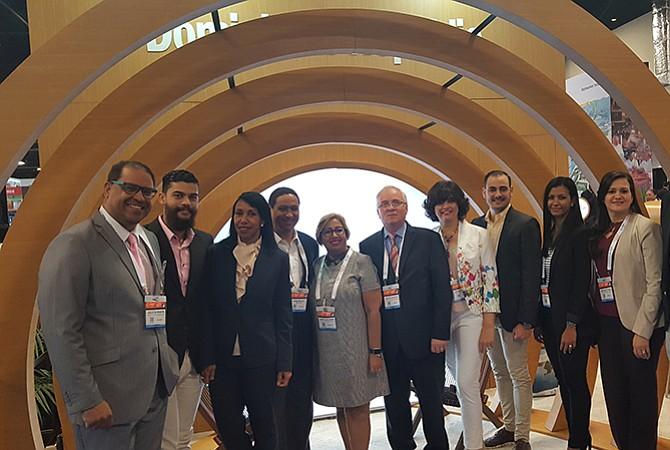 República Dominicana refuerza negociaciones con cruceros durante feria Seatrade Cruise