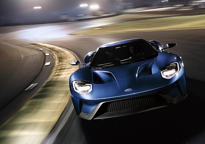 El nuevo Ford GT es el más rápido