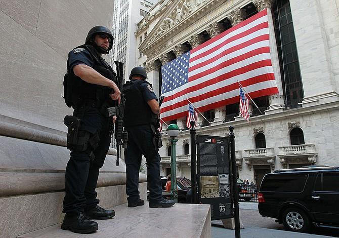 Recortes de Trump dejarán sin aporte federal a la Policía de Nueva York