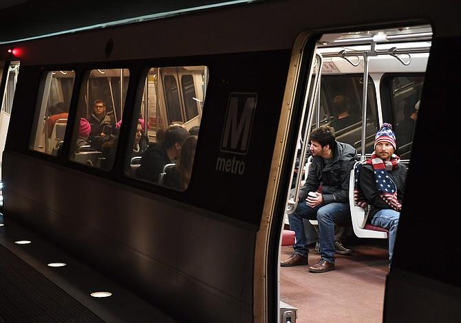 El presupuesto propuesto por Trump sería un duro golpe para el sistema de transporte de Washington
