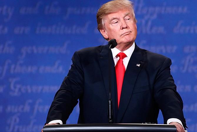 Trump: Corea del Norte se está portando muy mal