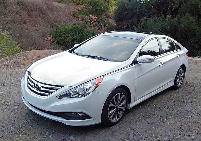 Casi 1 millón de Hyundai Sonata a revisión en Estados Unidos