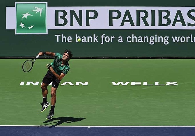 Federer y Wawrinka disputarán la final de Indian Wells