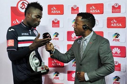 INAUDITO: Esta entrevista podría costarle el matrimonio a un futbolista ghanés (VIDEO)