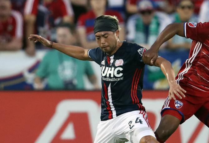 New England Revolution pierde anta Dallas FC, con el argentino Maxi Urruti como héroe de la remontada