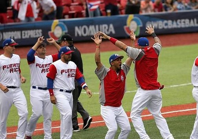Puerto Rico tops US to advance to World Baseball Classic semifinals