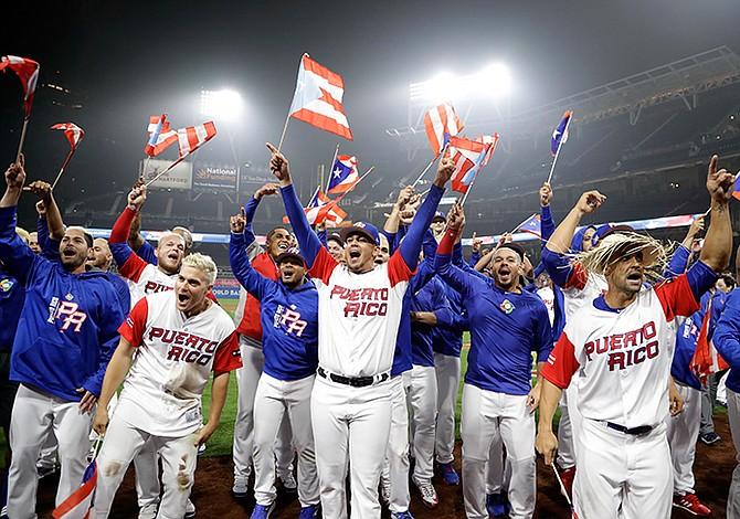 Puerto Rico invicto y EEUU enfrentarán a Holanda y Japón en semifinales