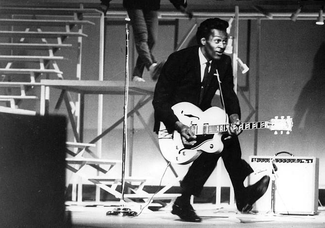 Chuck Berry, un pionero del rock que inspiró a leyendas