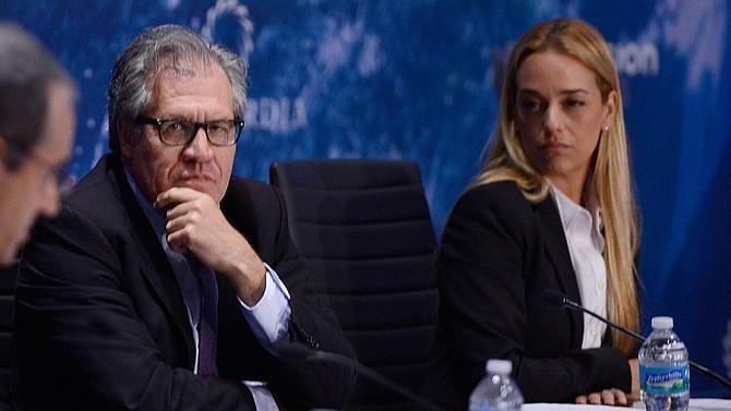 Almagro opina que en Venezuela debe convocarse a elecciones urgentemente