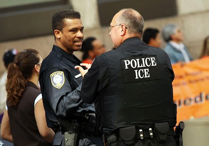 El condado de Clark es uno de los que menos ha acatado la orden de detención de inmigrantes