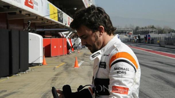 """Fernando Alonso: """"Todavía no sabemos donde estamos cada uno"""""""