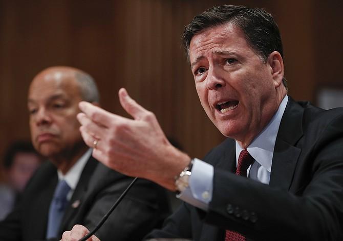 """Trump acusa al exdirector del FBI de ser un """"probado soplón y mentiroso"""""""