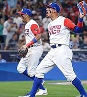 Puerto Rico llega invicto a las semifinales del Clásico Mundial de Béisbol