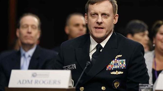 Michael Rogers, director de la NSA