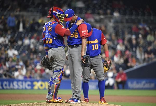 Venezuela fue el octavo peor equipo del Clásico Mundial de Béisbol 2017