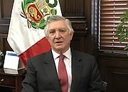 SOLIDARIDAD. Embajador Pareja dice que el lado positivo de la tragedia en Perú es el gran movimiento de solidaridad mundial.