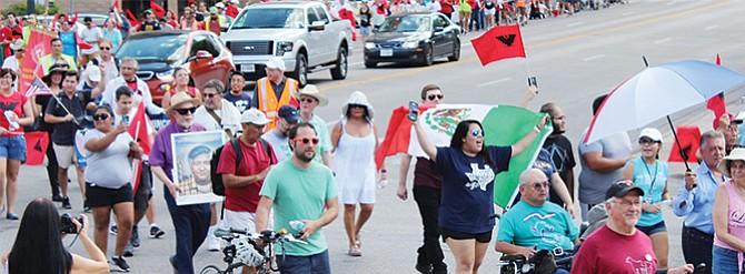 Apoyemos la marcha anual 'Sí se puede'