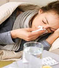 Cubrirse muy bien, aislarse mientras persiste la enfermedad y no automedicarse, suelen ser recomendaciones que se dan en los casos de padecimiento de Influenza. Foto-Cortesía: vitamincouncil.org