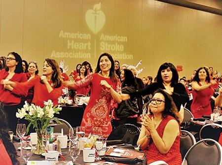 Vestido Rojo Grupo