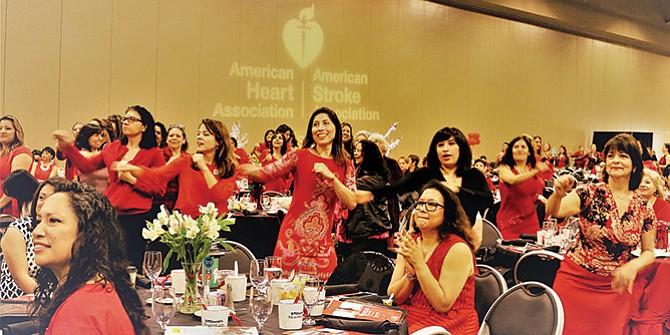 ¡Latinas, a cuidar el corazón!