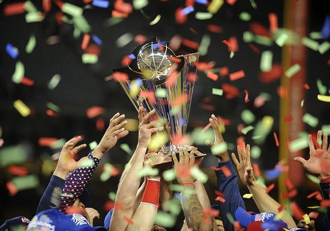 Estados Unidos es campeón del Clásico Mundial de Béisbol
