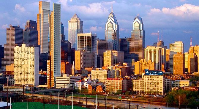 Filadelfia en el puesto 139 de ciudades felices