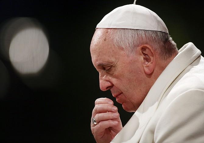 El papa expresó solidaridad a afectados por el ataque de Londres