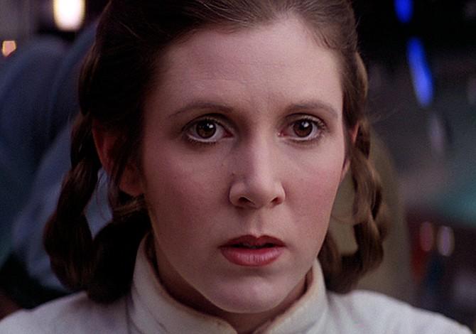 No habrá imagen digital de Carrie Fisher en la nueva Star Wars