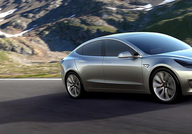 Tesla Model 3… ¿el vehículo más seguro del mundo?