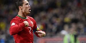 Cristiano Ronaldo guió el triunfo de Portugal ante Suiza en las eliminatorias a Rusia 2018