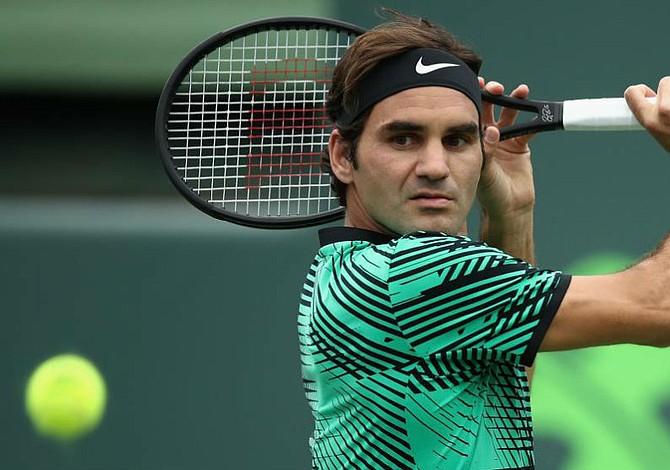 Federer tops Tiafoe to advance to Miami Open third round