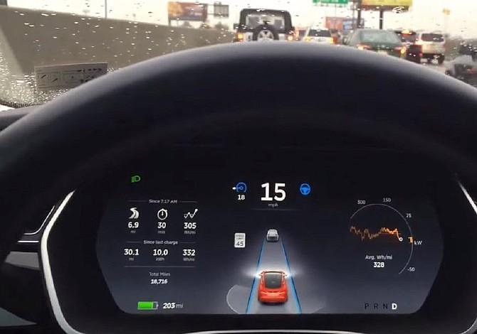 Tesla sería demandado fraude en el sistema Autopilot 2