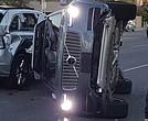 El accidente no fue culpa del vehículo de Uber, según la policía