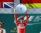 Vettel y Ferrari encabezan la Formula 1 tras el primer Gran Premio