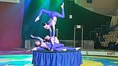 Las acróbatas chinas no faltarán en el espectáculo del circo