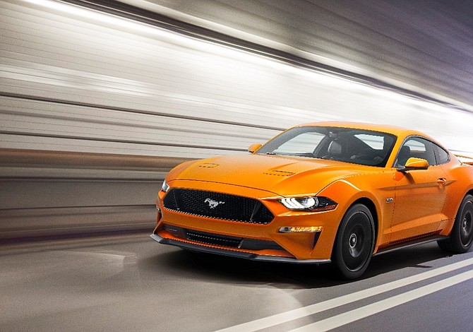 El nuevo Mustang del 2018, el más veloz de todos