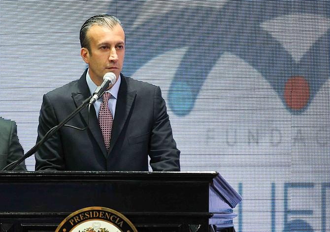 "Vicepresidente venezolano demandará a secretario de OEA por decir ""mentiras"""