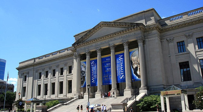 The Franklin Institute e Filadelfia