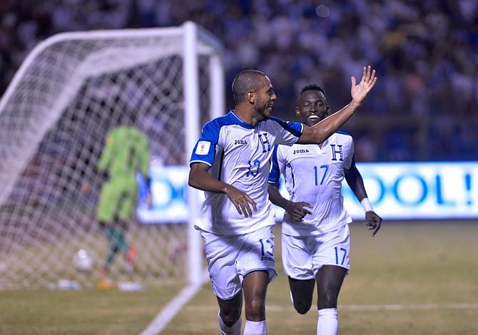 Honduras no ahorrará sudor para ganarle a Costa Rica como sea