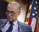 El líder demócrata en el Congreso, Chuck Schumer