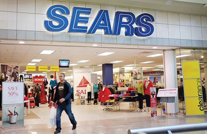 Sears al borde de la quiebra