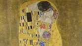 The Kiss de Gustav Klimt