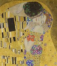 The Kiss de Gustav Klimt