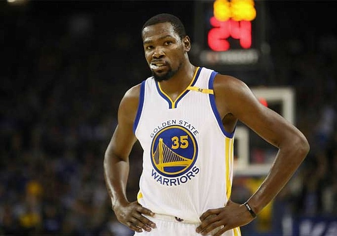 Kevin Durant regresa para final de la temporada regular de la NBA