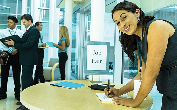 Feria de empleos en ACC