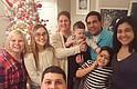 Helen y Roberto Beristain tienen tres hijos y un exitoso restaurante en Indiana.