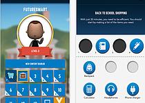 Capturas de pantalla de la aplicación FutureSmart