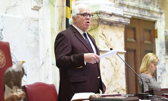 Presidente del Senado: 'Maryland no se va a convertir en un estado santuario'