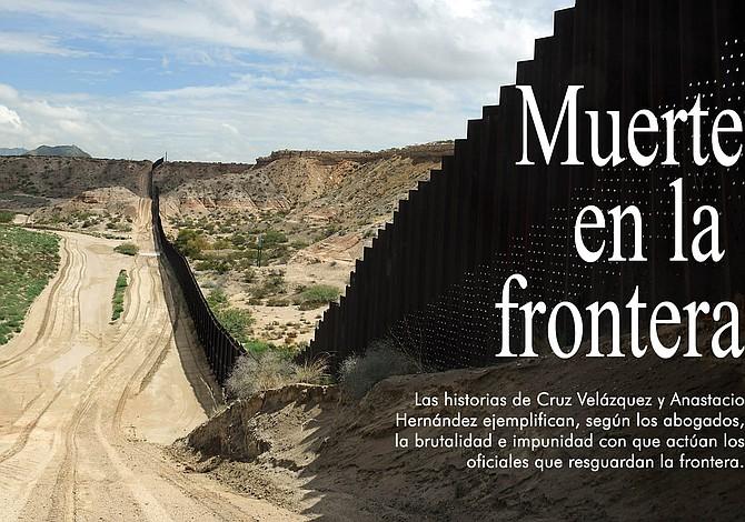 Oficiales de la frontera le dijeron a joven mexicano que bebiera metanfetamina. Ahora EE.UU paga $1 millón por su muerte