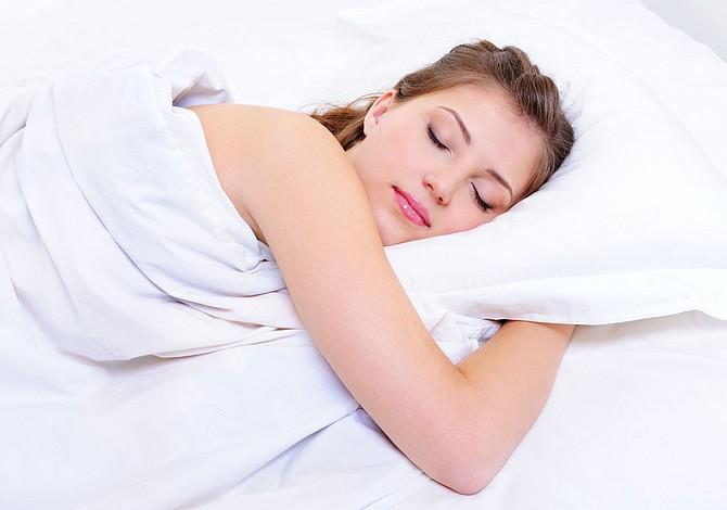 Perder grasa del vientre en el dormitorio